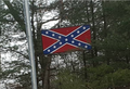 Walpole High School Confederate Flag.png