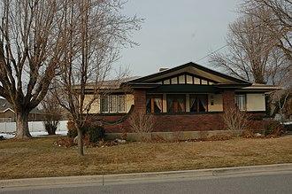 Centerville, Utah - Image: Walton House Centerville Utah