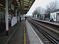 Wandsworth Town stn fast eastbound look west2.JPG