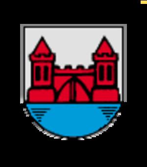 Dischingen - Image: Wappen Dunstelkingen