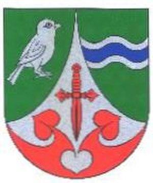 Gackenbach - Image: Wappen Gackenbach