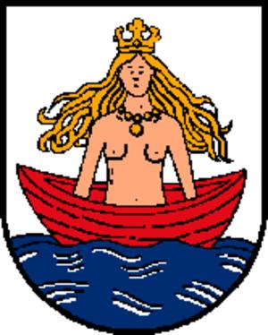 Lambach - Image: Wappen at lambach