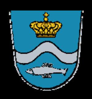 Berg, Upper Bavaria - Image: Wappen von Berg