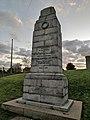 War Memorial, Pleasley (Outside Pleasley Miners Welfare) (2).jpg