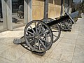 War Museum Athens - Krupp 75mm mountain gun - 6750.jpg