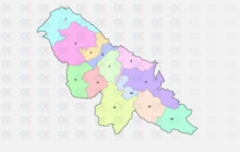 Political Map of Panchkhal