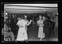 Warrant Officers' Club (Garrison Club at German colony, Jer. (i.e., Jerusalem) Dance of 'Perry Glide' LOC matpc.20456.jpg