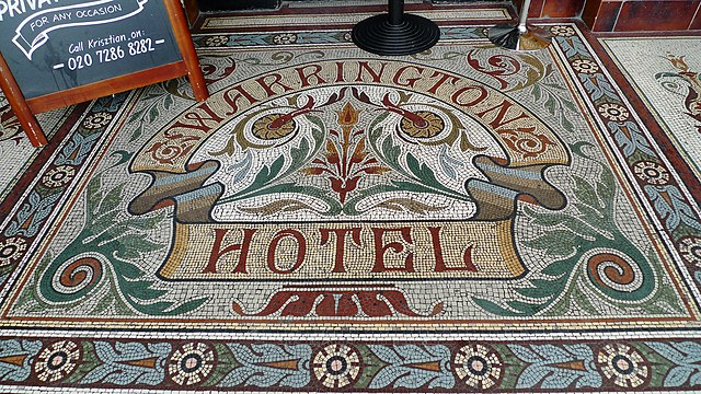 The Warrington Hotel London