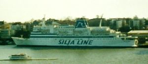 Silja Line - MS Bore Star, built 1975 and left the Silja fleet in 1986, re-joined the Silja fleet in 1993 as MS Wasa Queen.