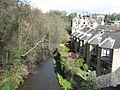 Water of Leith and new housing - geograph.org.uk - 740053.jpg