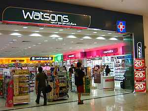 "A shop from the ""Watson's Your Personal S..."