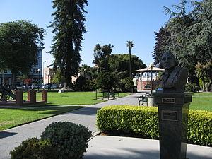 Watsonville, California - Watsonville Plaza