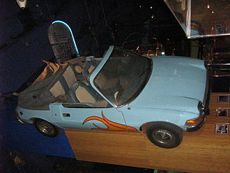 Wayne's World (film) - Wayne's World AMC Pacer clone at Planet Hollywood in New York City