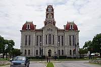 Weatherford May 2017 29 (Parker County Courthouse).jpg