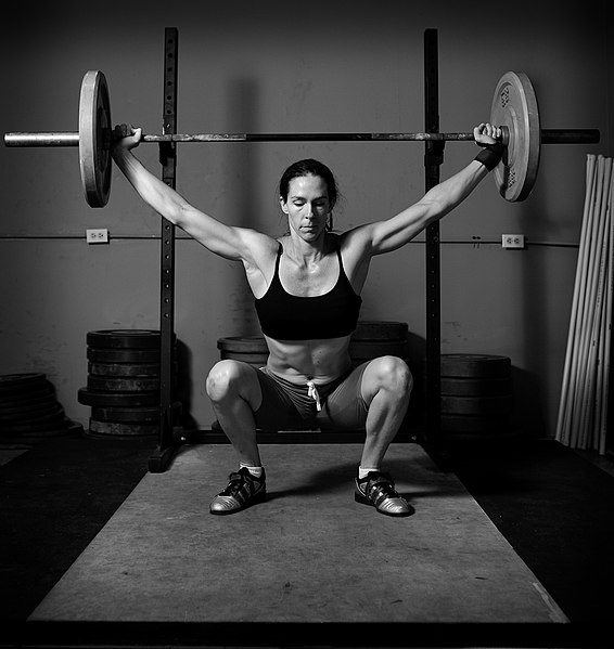 weight lifting in pregnancy
