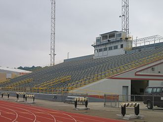 Welcome Stadium - Image: Welcome Stadium INSIDE