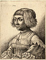 Wenceslas Hollar - Young woman with rosettes on her sleeves (State 1).jpg
