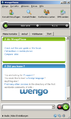 Wengophone 2.1rc2 de screenshot.png