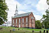 West Alexander Historic District Christian Church Front Side and Rear.jpg