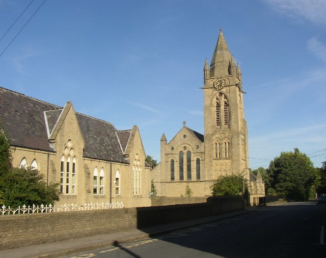West Vale School Greetland