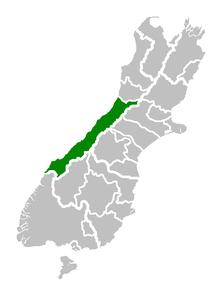 Westland-Distrikt
