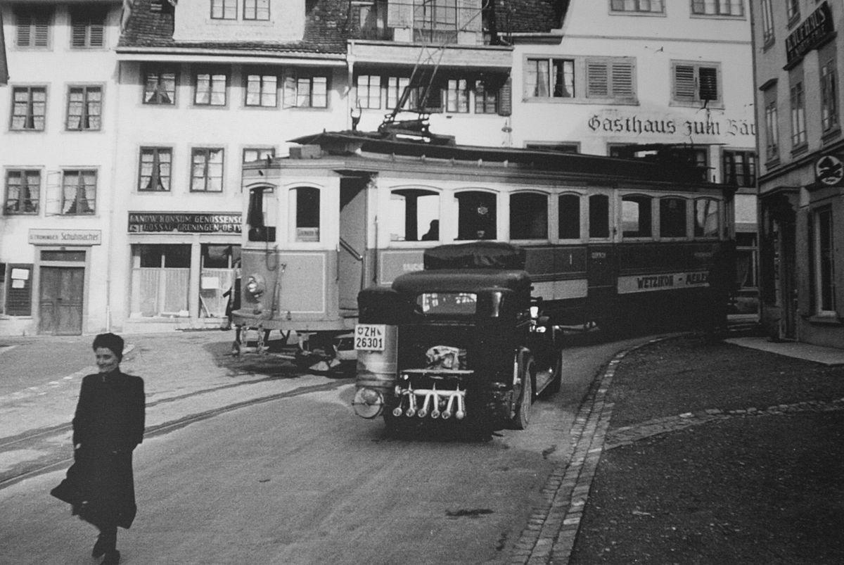 Wetzikon Meilen Tramway Wikipedia