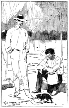 While the Billy Boils, 1913 - facing page 98.png