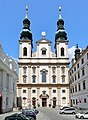 Wien - Universitätskirche (1).JPG