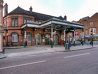 Wigan Wallgate railway station Railway station in Greater Manchester, England