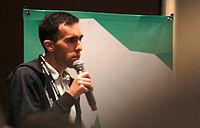 Wikimania 2015 - Joe Sutherland 16.jpg