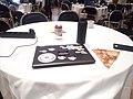 Wikimania 2019 Hackathon room 2 pizza - 1.jpg