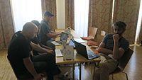 Wikimedia Hackathon 2017 IMG 4300 (34715787916).jpg