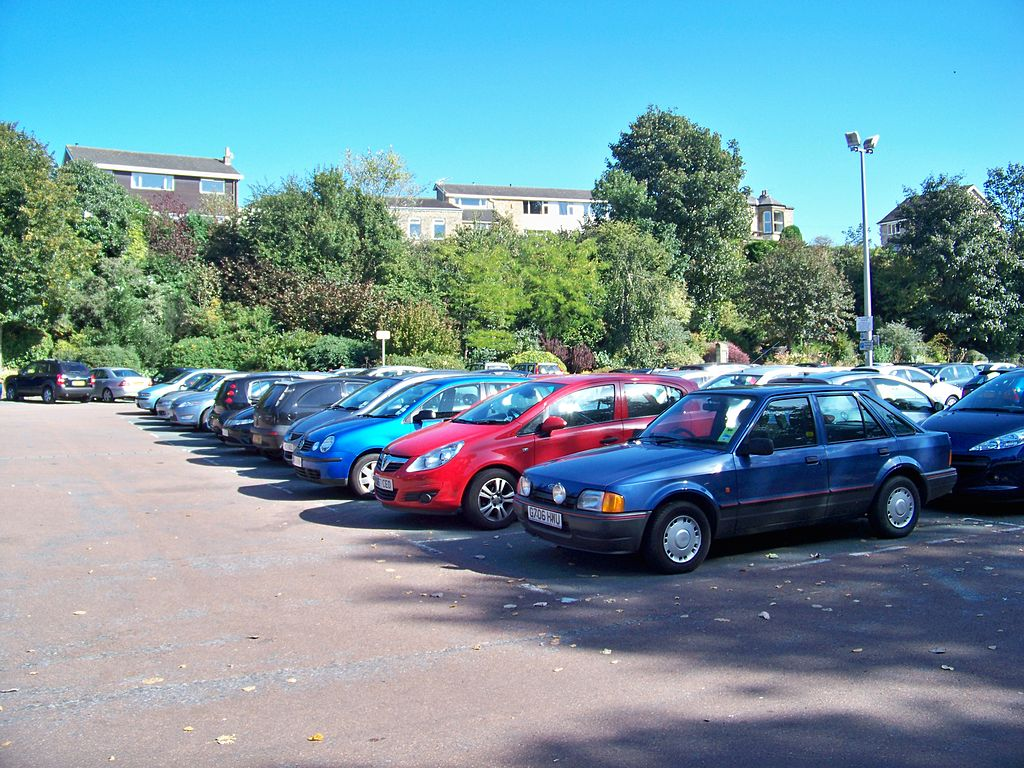 Wilderness Car Park Wetherby