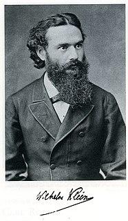 Wilhelm Klein Austrian archaeologist