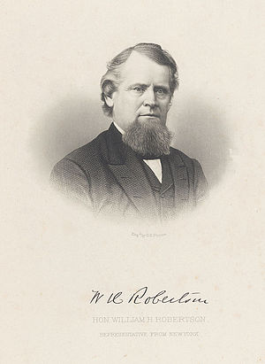 William H. Robertson - William H. Robertson