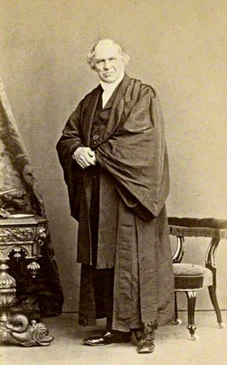 William Whewell - William Whewell, c. 1860s