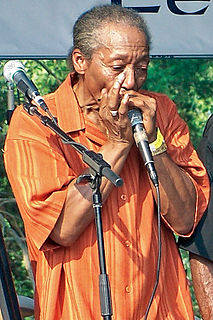 "Willie ""Big Eyes"" Smith American electric blues singer, harmonica player and drummer"