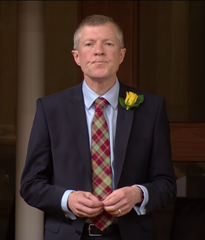 Willie Rennie - Image: Willie Rennie 2016