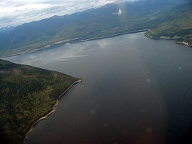 Williston lake aerial.JPG