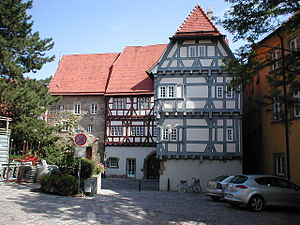 Spital in Bad Wimpfen, heute Stadtmuseum