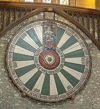 La mesa redonda de Winchester