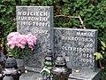 Wojciech Żukrowski - Maria Żukrowska - Cmentarz Wojskowy na Powązkach (220).JPG