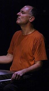 Wolfgang Reisinger Austrian jazz percussion player (born 1955)