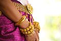 Women with golden jewelry in cambodja.jpg