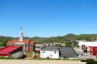 Woodbury, Tennessee Town in Tennessee, United States