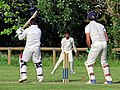 Woodford Green CC v. Hackney Marshes CC at Woodford, East London, England 101.jpg