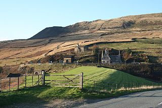 Woodhead, Derbyshire human settlement in United Kingdom