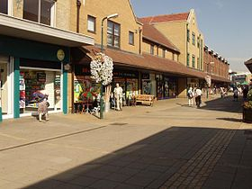 Woodley Shopping Centre