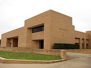 Bowie High School (Arlington, Texas) - Original James Bowie High School campus