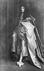 Portrait of Prince Rupert